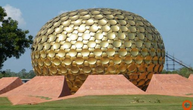 Private Full day visit to Auroville and Pondicherry with Lunch