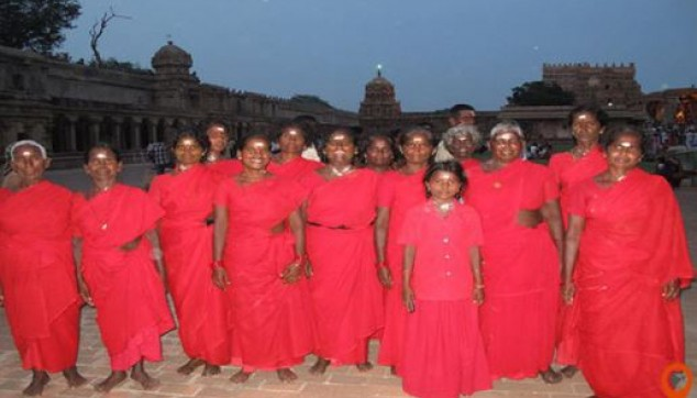 6 days South India heritage temples tour of Tamilnadu
