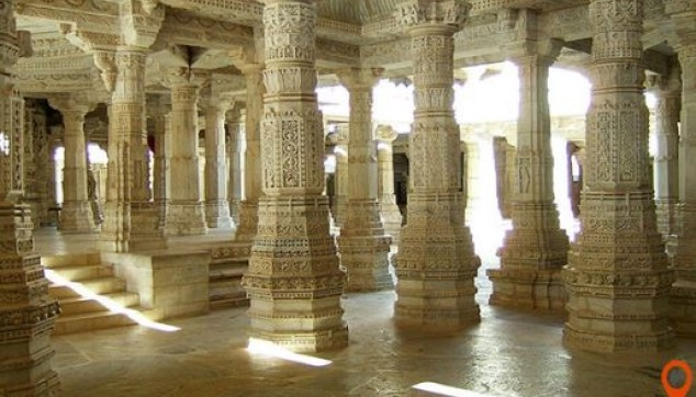 Half day Excursion of Ranakpur Jain Temple Seven Wonders of India