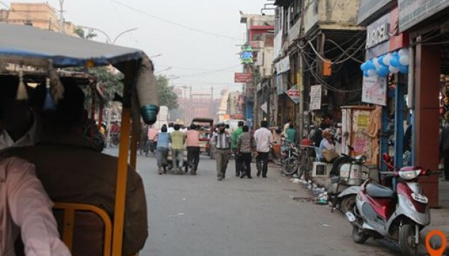 Private Old Delhi walking tour with Food Tasting