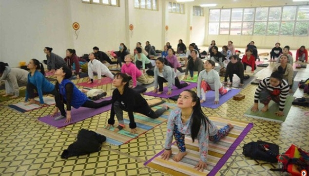 Yoga Class tour package