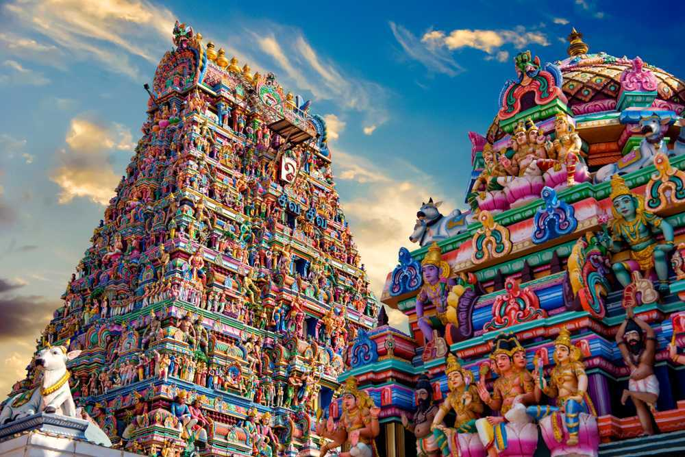 Best time to visit Chennai is from October to February