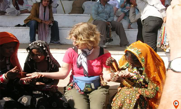 Udaipur Walking Tour along with a Guide
